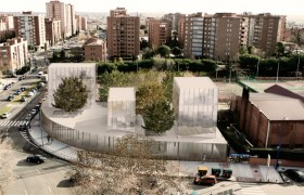 OFFICE BUILDING – Leganés [Spain]