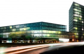 TAV – NEW RAILWAY STATION AND OFFICES – Bologna [Italy]