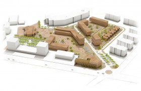 MASTERPLAN OF A DISUSED INDUSTRIAL AREA – Bergamo [Italy]