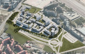 MEREZZATE HOUSING COMPLEX – plots 1/6/9 MIlan [Italy]