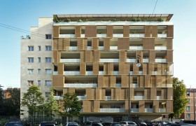 LEONE XIII RESIDENTIAL BUILDING – Milan [Italy]
