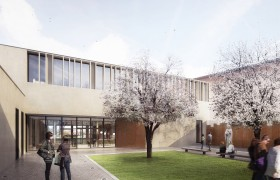 REGGIOLO – Mixed used – Education and housing – Reggio Emilia [Italy]