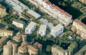 HOUSING COMPLEX – Salerno [Italy]