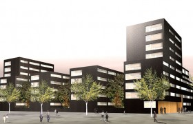 AEG SOCIAL HOUSING – TERRASSA [Spain]